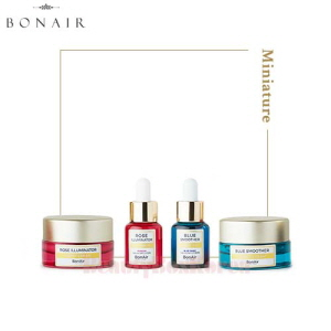 [mini] BONAIR Coffret De Bonair Miniature 4items